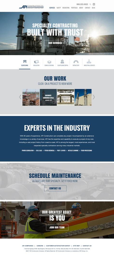 APi Construction