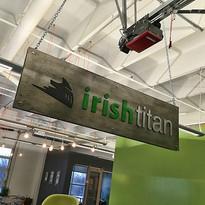 Irish-Titan-hanging-industrial-metal-off