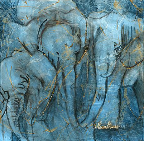 Just Follow the Elephants!