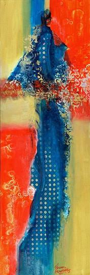Dancing+the+Polka+blue+12x36+Triptych+$1