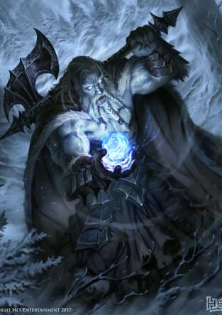 HEX - Dead of Winter - Gorkrog the Blizz