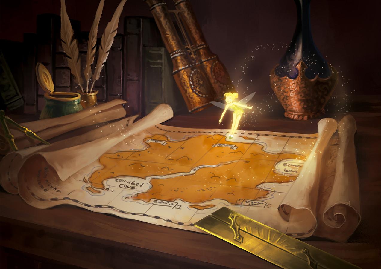 Neverland Map.jpg
