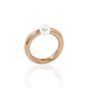 Glasklar-Ring-Rotgold-Brillant-dr267rg-g