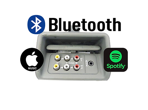 Bluetooth Streaming Upgrade for 2006-2009 L322 Range Rover Full Spotify/Apple