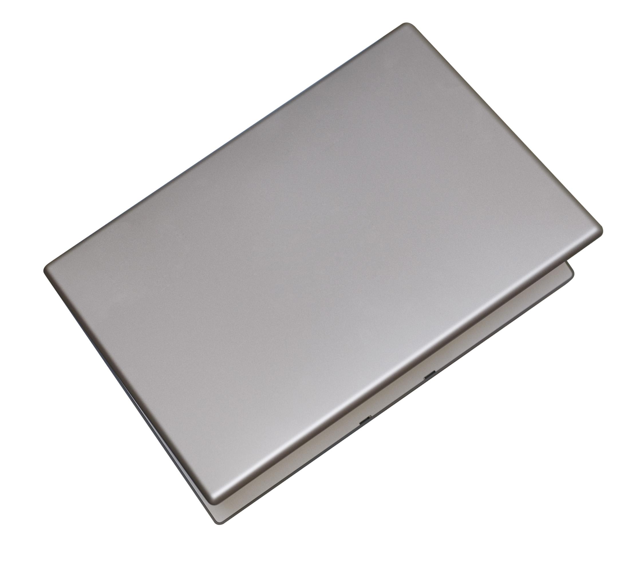 Sleek Laptop Lid