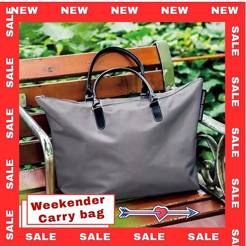 Journal standard Weekender Hand Carry Tote Bag
