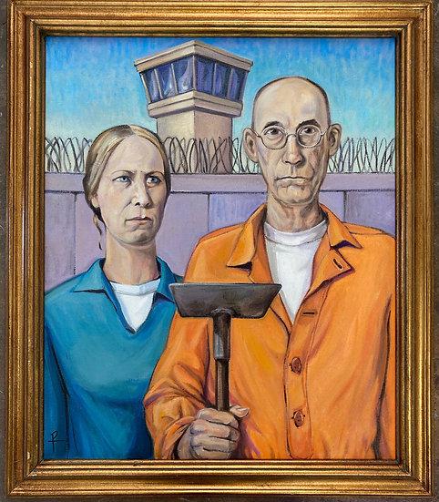 Gothic America by David Potwin