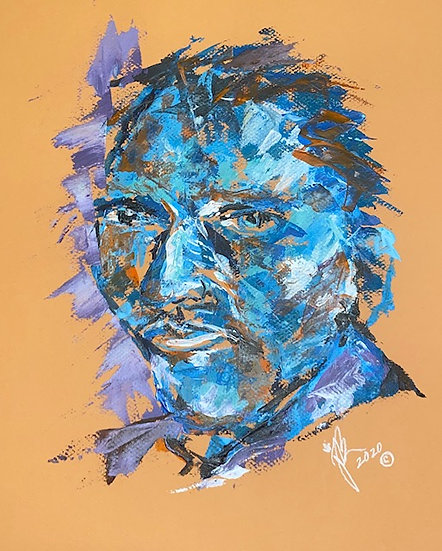 Gogh Beneath by Gregory Bolden