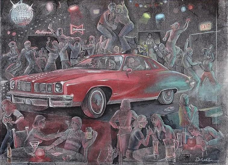 '75 Pontiac Lemans by Danny Ashton
