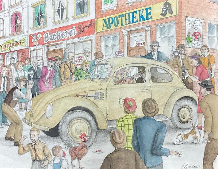 '44 VW by Danny Ashton