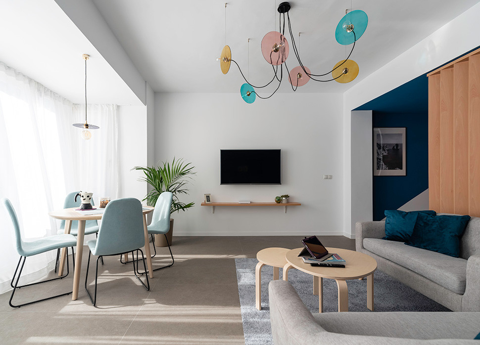 Spain based interior design photographer