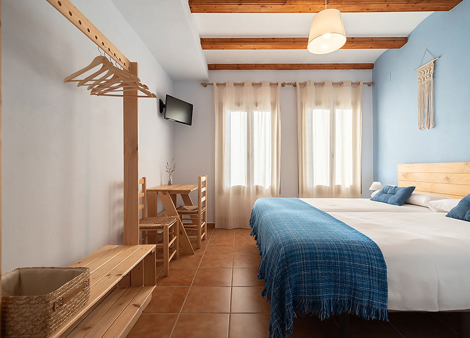 3 fotografia de alojamientos turisticos