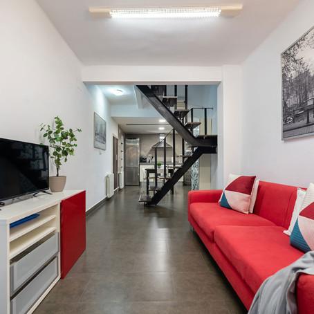 4 consejos prácticos y un ejemplo real de home staging y fotografía para Airbnb