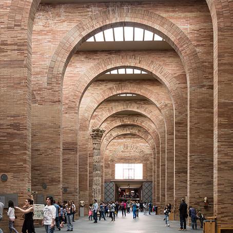 Rafael Moneo y el Museo Nacional de Arte Romano.