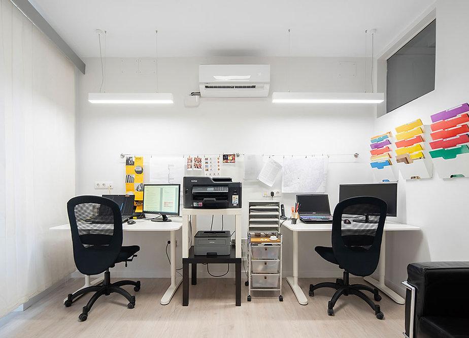 7 - fotografia interior estudio de arqui