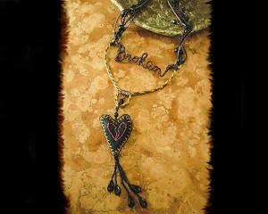 beads glass necklace jewelry