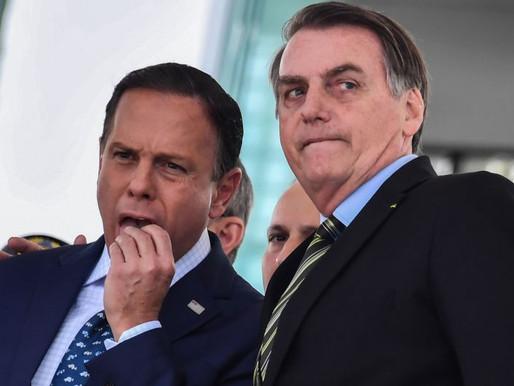Bolsonaro X Dória: análise da comunicação