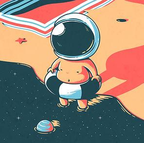 水泳宇宙飛行士