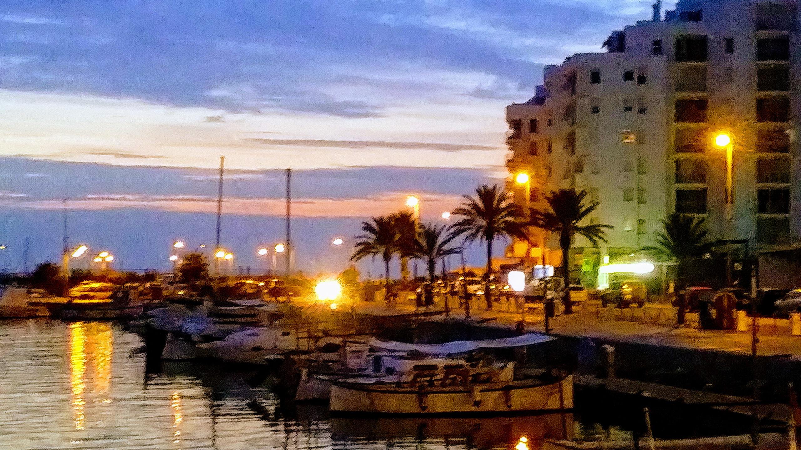 Marina and Bay View (Ibiza)