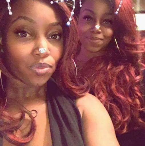 Yaa + Ekua #sisters!