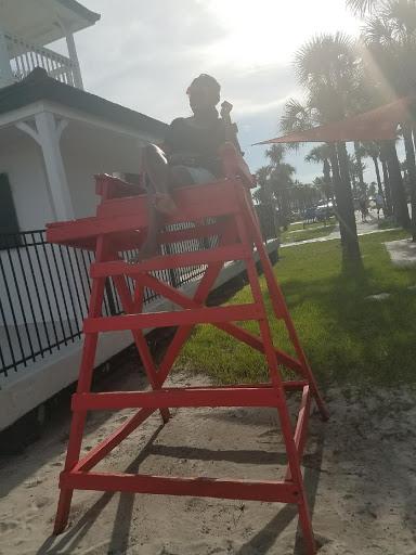 Yaa on duty @ Jacksonville, FL