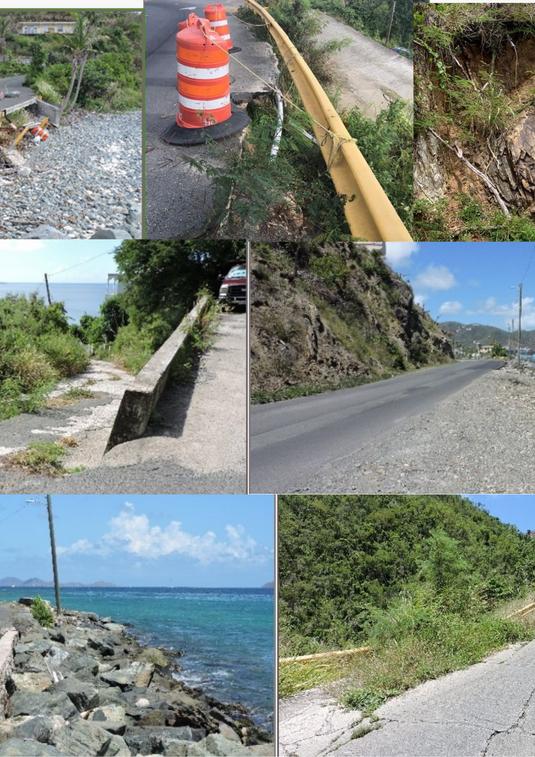 Rehabilitation of Roads, Slopes and Coastal Defences-Rehabilitation and Reconstruction Loan - Hurricane Irma