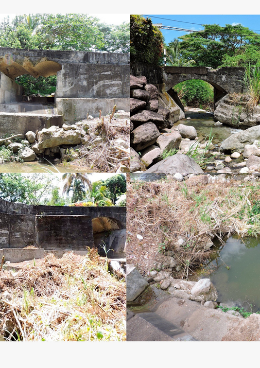Natural Disaster Management-Rehabilitation & Reconstruction (Extreme Rainfall Event)- Flood Mitigation Works-Brothers Bridge