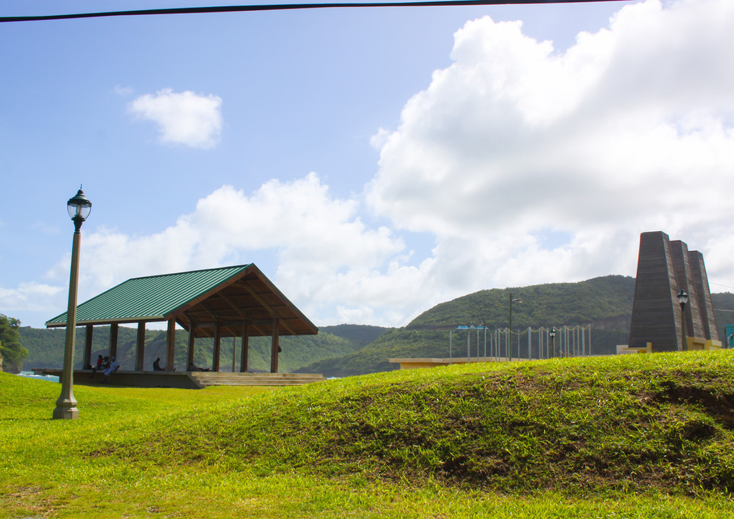 Disaster Vulnerability Reduction Project-Dennery Communal Recreational Facility & Landscaping