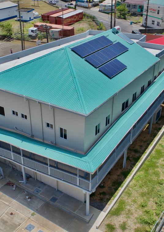Natural Disaster Management-Rehabilitation & Reconstruction of Infrastructure (Hurricane Tomas/North Windward)-Campden Park Community Centre