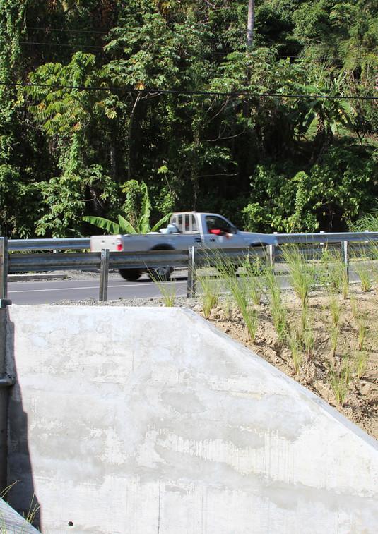 Hurricane Tomas Rehabilitation & Reconstruction-Mon Repos Sites 1 & 2