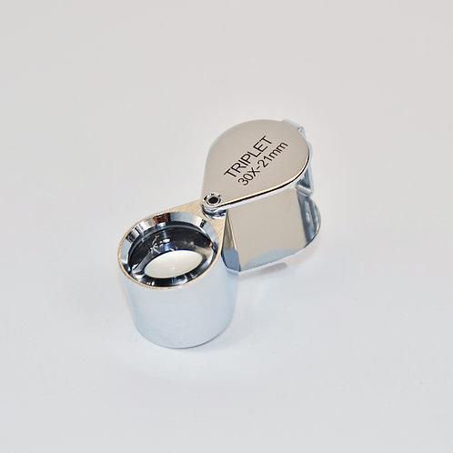 Professional Jeweler's Loupe 30x-21mm