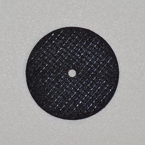 """Reinforced cutoff wheel - 1/8"""" hole"""