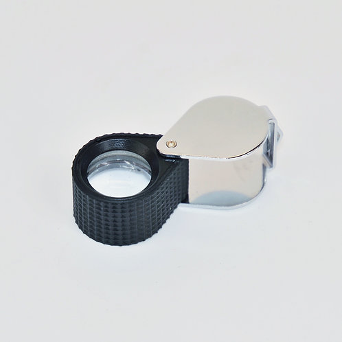 18mm Jeweler's Loupe w/Rubber