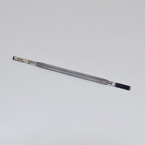 Professional Flat/Curved Cuticle Pusher
