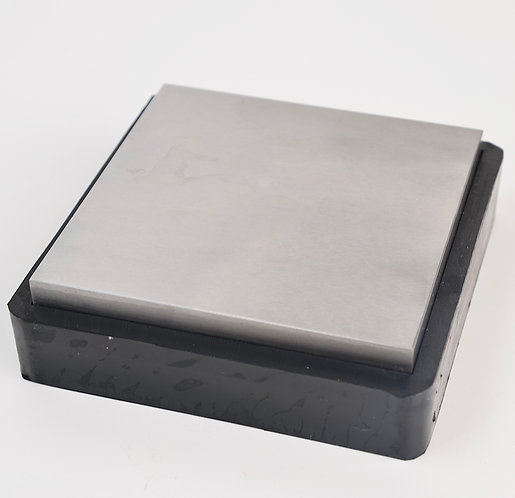 Bench Block with Rubber Base