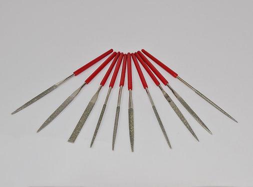Micro Diamond Needle File Set