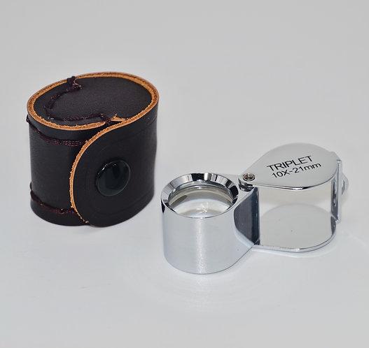 Professional Jeweler's Loupe 10x-21mm