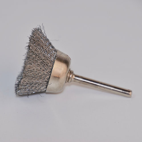 """1"""" Stainless Steel Cup Brush"""