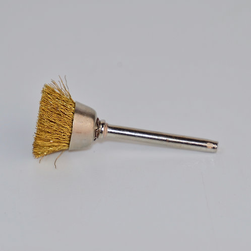 "3/4"" Brass Cup Brush"