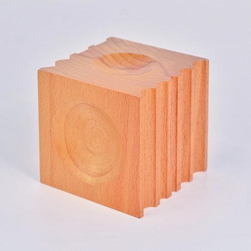 Large Wood Forming/Dapping Block