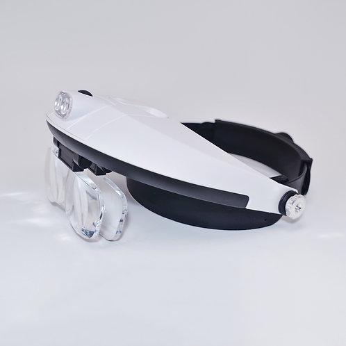 Deluxe Head Magnifier