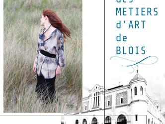 Salon des métiers d'art de Blois 10,11 et 12 Décembre 2021