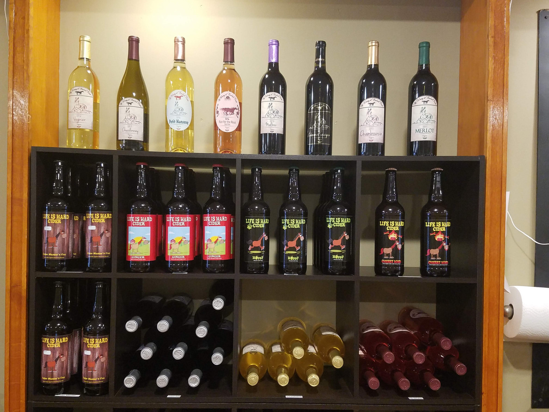 Wine & Cider