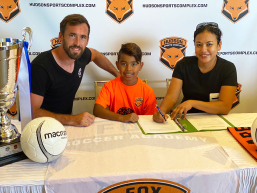 FOX SOCCER ACADEMY INVESTING IN THE FUTURE OF SOCCER PROFESSIONALS