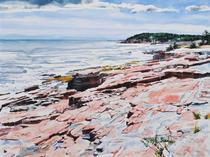 Pink Granite, Acadia NP