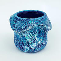 "Margaret Polcawich | ""Small Vase/Vessel 1"""