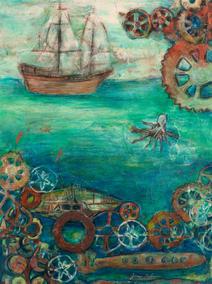 "Jeanne Sullivan | ""20K Leagues Under the Sea"""