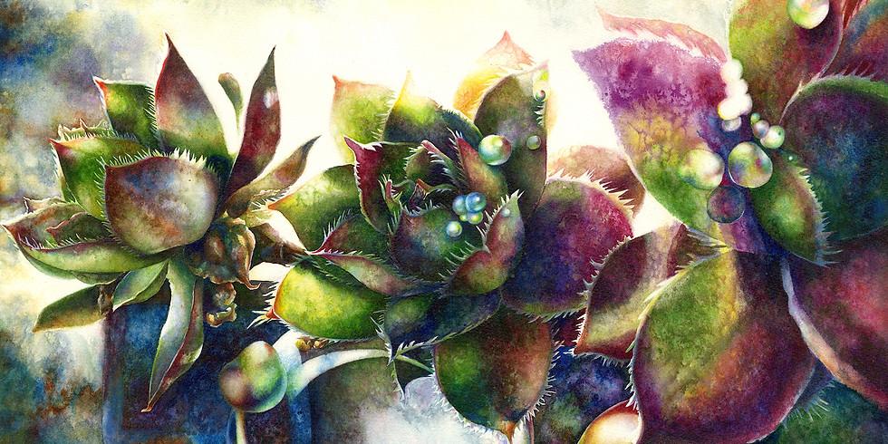 2021 Mid-Atlantic Regional Watercolor Exhibit