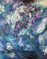 "Katelyn B.   ""Dendrobium Ocean"""