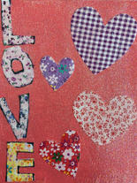 "Alyce M.   ""Love. Imprints."""